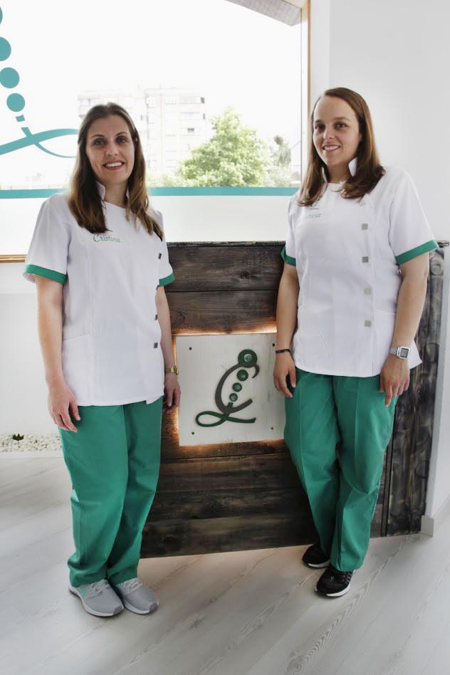 El equipo de Helycis, FIsioterapia y osteopatía en Oviedo