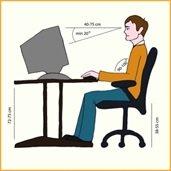 Higiene postural en el trabajo